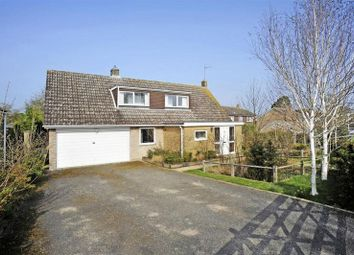 Thumbnail 3 bed detached house for sale in Parsons Close, Grendon, Northampton