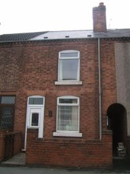 Thumbnail 2 bed terraced house to rent in Charles Street, Leabrooks, Alfreton