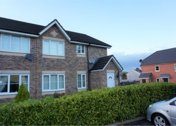 Thumbnail 2 bed flat for sale in Van Road, Caerphilly