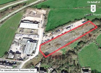 Thumbnail Land to let in Compound/Yard, Chequerbent, Off Manchester Road, Westhoughton, Bolton, Lancashire