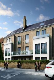 Thumbnail 2 bed flat for sale in Tessa Apartments, Flat 3, 117 East Dulwich Grove, London