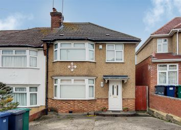 3 bed semi-detached house for sale in Albemarle Road, East Barnet, Barnet EN4