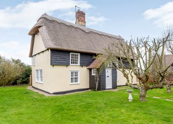 Thumbnail 3 bed cottage for sale in South Heath Road, Great Bentley, Colchester