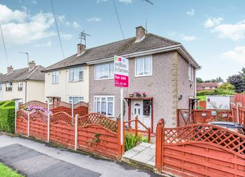 Thumbnail 3 bed semi-detached house for sale in Wellstone Drive, Bramley, Leeds