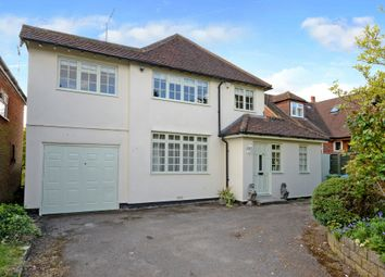 Thumbnail 3 bed detached house for sale in Ayling Lane, Aldershot