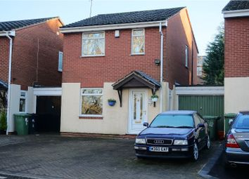 Thumbnail 3 bed link-detached house for sale in Coach Road, Codnor Park
