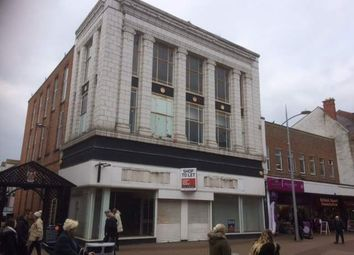 Thumbnail Retail premises for sale in 48-50 High Street, Rhyl