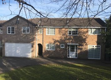 Thumbnail 5 bed detached house for sale in Lambourn Drive, Allestree, Derby