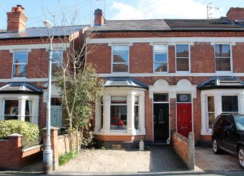 Thumbnail 3 bed town house for sale in The Hill Avenue, Battenhall, Worcester
