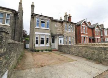 Thumbnail 3 bed semi-detached house for sale in Old Heath Road, Colchester