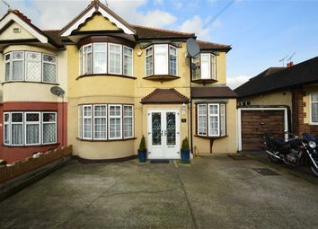 Thumbnail 3 bed semi-detached house for sale in Kensington Drive, Woodford Green, Essex