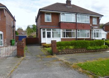 Thumbnail 3 bedroom property for sale in Kirkway, Blackley, Manchester