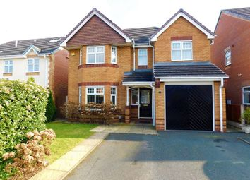 Thumbnail 4 bed detached house for sale in Virginia Avenue, Meadowcroft Park, Stafford