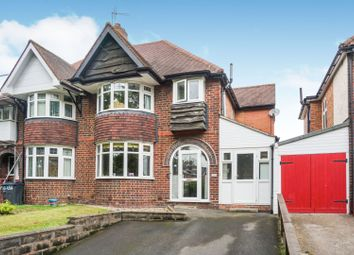 3 bed semi-detached house for sale in Shirley Road, Birmingham B28