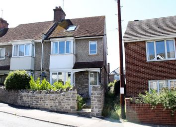 Thumbnail 3 bed end terrace house for sale in Court Road, Swanage