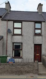 Thumbnail Terraced house to rent in County Road, Penygroes, Caernarfon