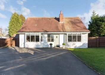 Thumbnail 4 bed bungalow for sale in Dene Park, Darras Hall, Ponteland, Northumberland