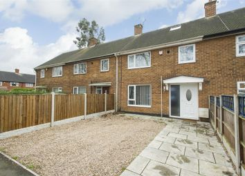 Thumbnail 3 bed terraced house for sale in Fallow Close, Clifton, Nottingham