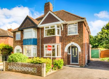 Thumbnail 3 bed semi-detached house for sale in Llewellyn Road, Leamington Spa