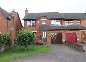 Thumbnail 4 bed semi-detached house for sale in Warren Hill, Faugh, Heads Nook