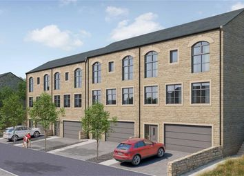 Thumbnail 4 bed town house for sale in Cowpe Road, Cowpe, Rossendale