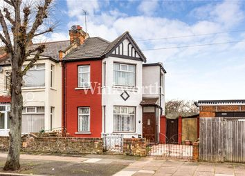 Thumbnail 2 bedroom end terrace house for sale in Stirling Road, London