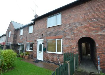 Thumbnail 3 bed terraced house to rent in Hawthorne Crescent, Dodworth, Barnsley