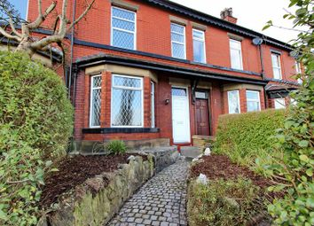 Thumbnail 3 bed terraced house for sale in Manchester Road, Bury
