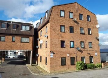 Thumbnail 1 bed flat for sale in Ethel Maud Court, Richmond Road, Gillingham, Kent