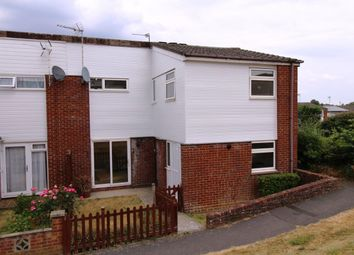 Thumbnail 3 bed end terrace house to rent in Orkney Close, Basingstoke