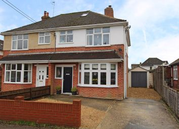 Thumbnail 3 bed semi-detached house for sale in Beech Road, Ashurst, Southampton