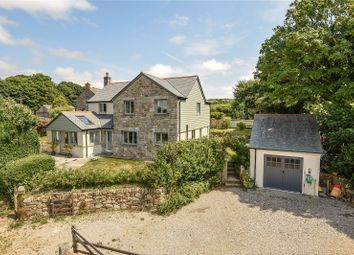 Thumbnail 4 bedroom detached house for sale in Trescowe, Germoe, Penzance, Cornwall