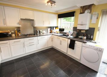Thumbnail 4 bed terraced house to rent in Grafton Close, West Byfleet