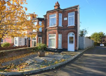 Thumbnail 1 bedroom flat for sale in Gorleston Road, Oulton, Lowestoft