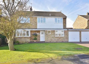 Thumbnail 4 bed detached house for sale in St. Peters Close, Speen, Princes Risborough