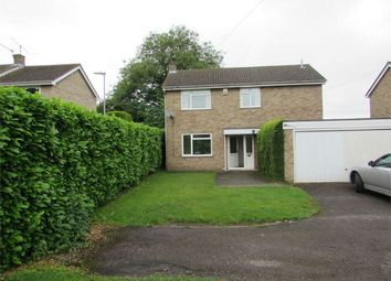 Thumbnail 3 bedroom detached house to rent in High Street, Brampton, Huntingdon, Cambridgeshire