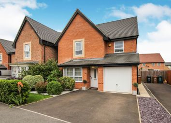 Thumbnail 4 bed detached house for sale in Merevale Way, Stenson Fields, Derby