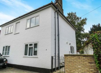 Thumbnail 3 bed semi-detached house for sale in Manor Street, Wistow, Huntingdon