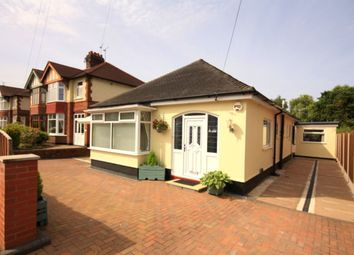 Thumbnail 3 bed bungalow for sale in Brookland Avenue, Wistaston, Crewe