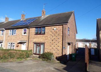 Thumbnail 3 bed end terrace house for sale in Bainton Grove, Clifton, Nottingham, Nottinghamshire