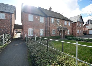 Thumbnail 3 bed end terrace house for sale in Broomheath Lane, Tarvin, Chester