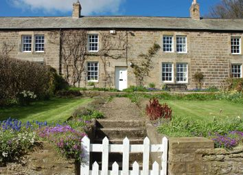 Thumbnail 3 bed cottage to rent in The Terrace, Whalton, Morpeth