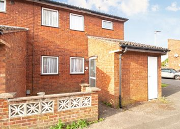 Thumbnail End terrace house for sale in Plym Close, Aylesbury