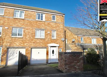 Thumbnail 4 bed town house to rent in Village Heights, Gateshead, Tyne & Wear