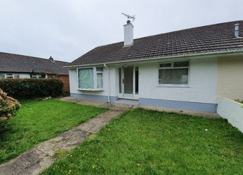 Thumbnail 3 bed bungalow to rent in Trevarrack Lane, Gulval, Penzance