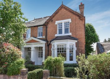 Thumbnail 5 bed semi-detached house for sale in Priory Road, Hampton