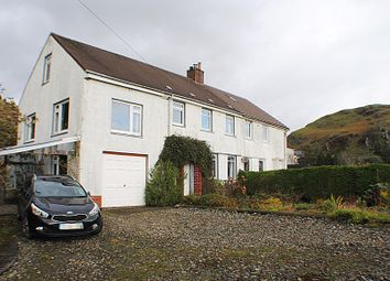 Thumbnail 3 bed semi-detached house for sale in Glengap, Twynholm