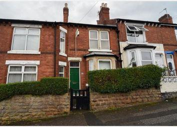 Thumbnail 3 bed terraced house for sale in Duke Street, Hucknall, Nottingham