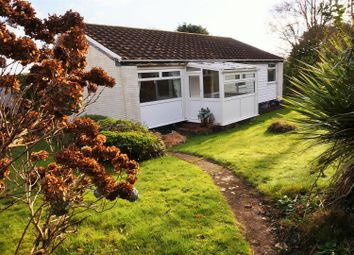 Thumbnail 3 bed detached bungalow for sale in Carey Park, Killigarth, Looe