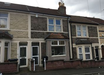 Thumbnail 3 bed terraced house to rent in Colston Road, Easton, Bristol